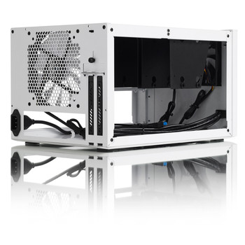 Fractal Design Node 304 Mini-ITX Case - White Product Image 2