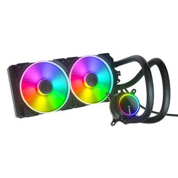 Image for Fractal Design Celsius+ S28 Prisma Liquid CPU Cooler AusPCMarket