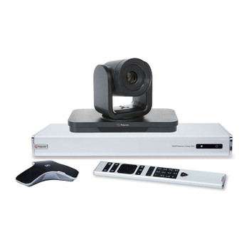 Image for Polycom RealPresence Group 500 with EagleEyeIV 4x Conference Camera AusPCMarket