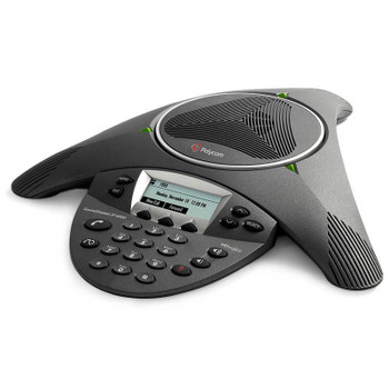 Image for Polycom SoundStation IP6000 IP Conference Phone with Display + Power Supply AusPCMarket