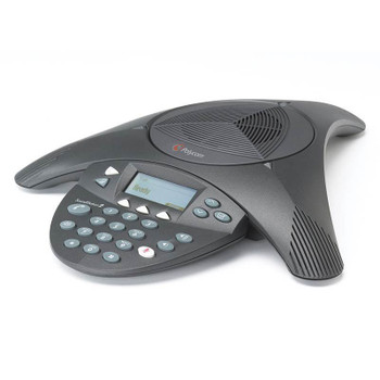 Image for Polycom SoundStation2 Analog Conference Phone with Display AusPCMarket