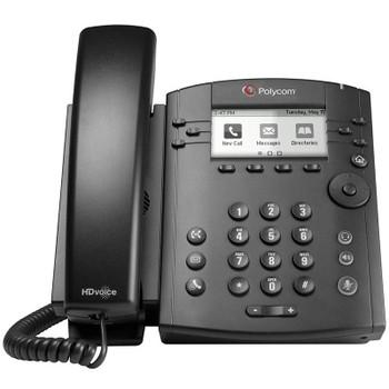 Image for Polycom VVX 311 6-Line IP Phone with 2x 10/100 RJ45 ports AusPCMarket