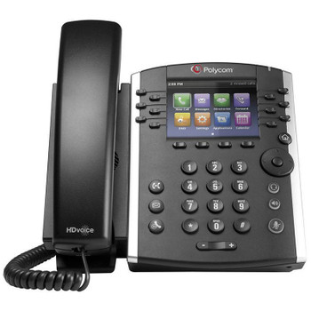 Image for Polycom VVX 411 12-Line IP Phone with Lync Licence AusPCMarket