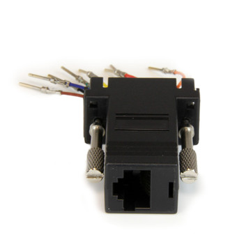 StarTech DB9 to RJ45 Modular Adapter - M/F Product Image 2