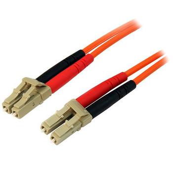 Image for StarTech 3m Fiber Optic Cable - Multimode Duplex 50/125 LSZH - LC/LC AusPCMarket
