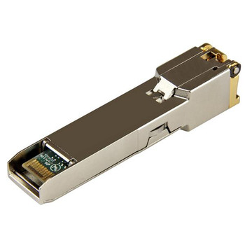 StarTech Arista Networks SFP-1G-T Compatible SFP - 10/100/1000Base-TX Product Image 2