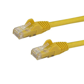 Image for StarTech 1m Yellow Cat6 UTP Snagless Patch Cable AusPCMarket