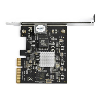 StarTech 1 Port PCIe 4-Speed 5GBASE T/NBASE T Ethernet Network Card Product Image 5