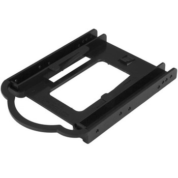 Image for StarTech Tool-less 2.5in SSD/HDD Mounting Bracket for 3.5in Drive Bay AusPCMarket