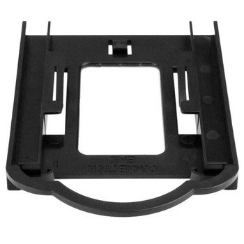 StarTech Tool-less 2.5in SSD/HDD Mounting Bracket for 3.5in Drive Bay Product Image 2