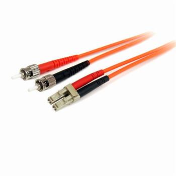 Image for StarTech 3m Fiber Optic Cable - Multimode Duplex 62.5/125 LSZH LC/ST AusPCMarket