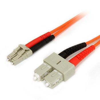 Image for StarTech 10m LC/SC Fiber Optic Cable - Multimode Duplex 62.5/125 LSZH AusPCMarket