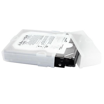 Image for StarTech 3.5in Silicone Hard Drive Protector Sleeve w/ Connector Cap AusPCMarket