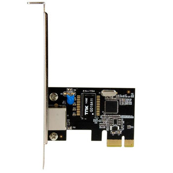 StarTech One-Port Gigabit Ethernet NIC with Intel I210 Chipset- PCIe Product Image 2