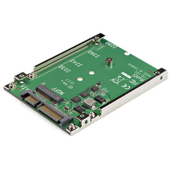 Image for StarTech M.2 SSD to 2.5in SATA Adapter - M.2 SSD to SATA Converter AusPCMarket