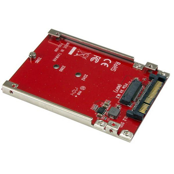 StarTech M.2 to U.2 (SFF-8639) Adapter for M.2 PCIe NVMe SSDs Product Image 2