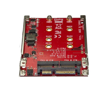 StarTech Dual M.2 to SATA Adapter - M.2 Adapter for 2.5in Bay - RAID Product Image 2