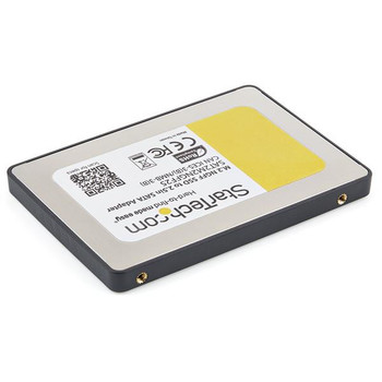 StarTech M.2 to 2.5in SATA III SSD Adapter w/ Protective Housing Product Image 2