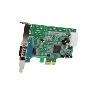 StarTech 1 Port Low Profile PCI Express Serial Card w/ 16550 UART Product Image 2