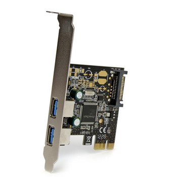 StarTech 2Port 5 Gbps USB 3.0 PCI Express Adapter Card Product Image 2