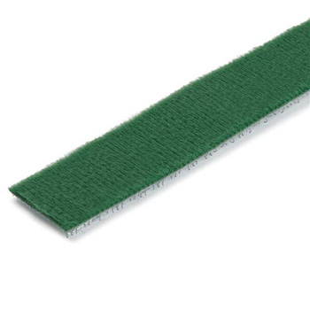 StarTech 25ft. Hook and Loop Roll - Green - Reusable Product Image 2