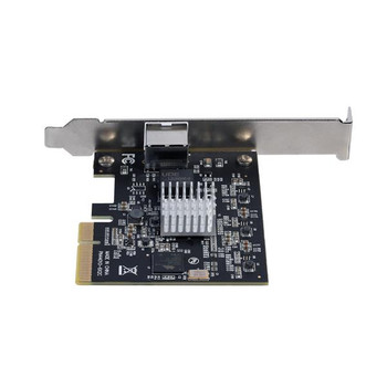 StarTech 5-Speed PCIe Network Adapter - 10GBase-T / NBASE-T Compliant Product Image 2
