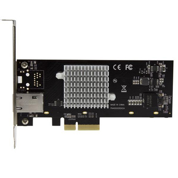 StarTech 1-Port 10GbE network card with Intel Chip - PCI Express Product Image 2