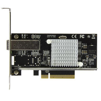 StarTech 1-Port 10GbE Network Card w/ Open SFP+ - PCI Express 10G NIC Product Image 2
