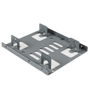 StarTech Dual 2.5in SATA HDD/SSD to 3.5in Bay Mounting Bracket Adapter Product Image 2