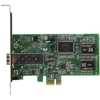 StarTech PCIe GbE Fiber Card w/ Open SFP - PCI Express SFP Adapter Product Image 2
