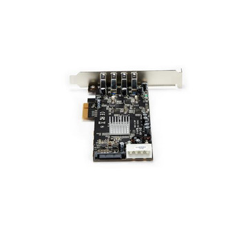 StarTech 4Port PCIe USB 3.0 Controller Card w/ 4 Independent Channels Product Image 2