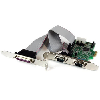 Image for StarTech 2S1P Port PCI Express Parallel Serial Combo Card with 16550 AusPCMarket