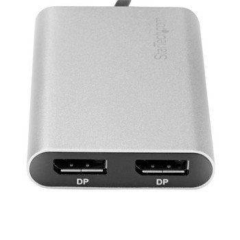 StarTech Thunderbolt 3 to Dual DP Adapter - 4K60 - Mac and Windows Product Image 2