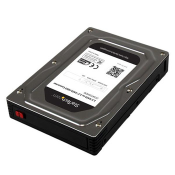 Image for StarTech 2.5in to 3.5in SATA Hard Drive Adapter Converter - SSD/HDD AusPCMarket