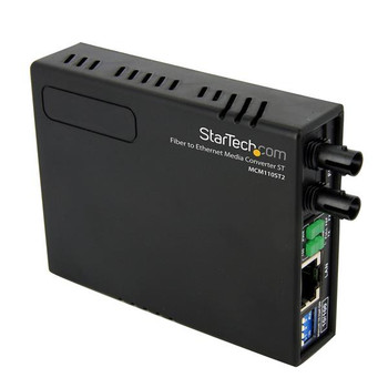 Image for StarTech 10/100 UTP to Fiber Ethernet Media Converter - Multi Mode ST 2km AusPCMarket