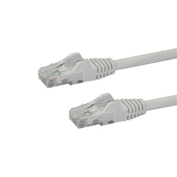 Image for StarTech 7m Cat6 Patch Cable with Snagless RJ45 Connectors - White AusPCMarket