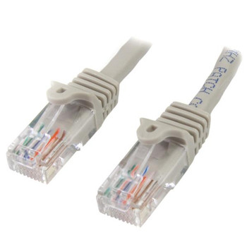 Image for StarTech 10m Gray Cat5e Ethernet Patch Cable - Snagless AusPCMarket