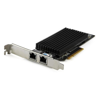 Image for StarTech Dual-Port 10Gb PCIe Network Card - 10GBASET/NBASET AusPCMarket