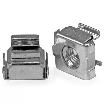 Image for StarTech 100 Pack of M5 Cage Nuts - M5 Mounting Cage Nuts AusPCMarket