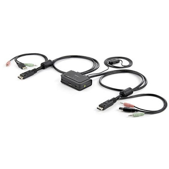 Image for StarTech and Audio - DP KVM Switch AusPCMarket