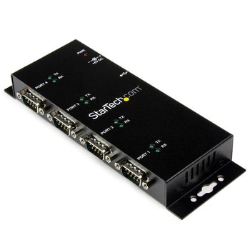 Image for StarTech USB Serial Hub - 4Port USB to DB9 RS232 Serial Adapter Hub AusPCMarket