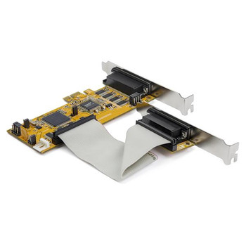 StarTech 8-Port PCI Express Serial Card - Low Profile - RS-232 Product Image 2