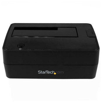 StarTech 1-Bay USB 3.1 Gen 2 SATA dock w/ UASP - Tool-free & trayless Product Image 2