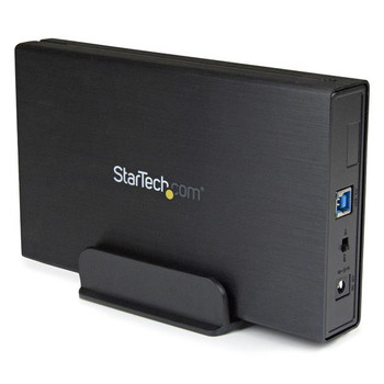 Image for StarTech 3.5in USB 3.0 External SATA Hard Drive Enclosure w/ UASP AusPCMarket