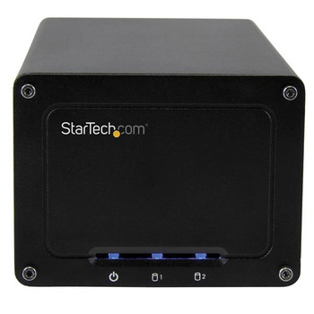 StarTech 2-Drive External Enclosure for 2.5in SSD/HDDs - USB 3.1 Product Image 2
