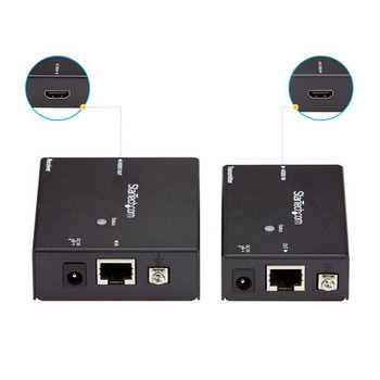 StarTech HDMI over Cat6 Active Extender - up to 70m (230ft) Product Image 2