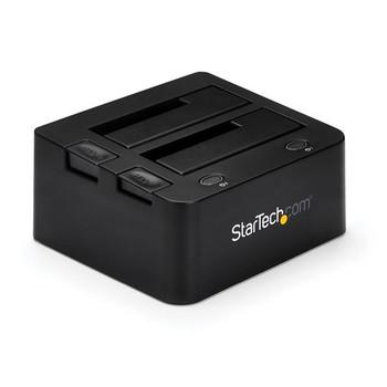 Image for StarTech USB 3.0 universal HDD Dock - 2.5/3.5in SATA & IDE - UASP AusPCMarket