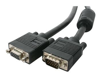 Image for StarTech 15m Coax High Res Monitor VGA Extension Cable - HD15 M/F AusPCMarket