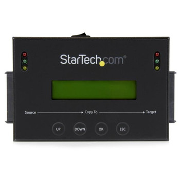 StarTech Standalone 2.5/3.5in SATA HDD/SSD Duplicator w/ Image Library Product Image 2