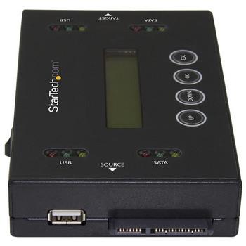 StarTech Standalone Drive Duplicator & Eraser - Flash Drives and SATA Product Image 2